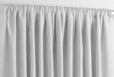curtain panel rod pocket