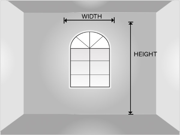 Measurement - Arch