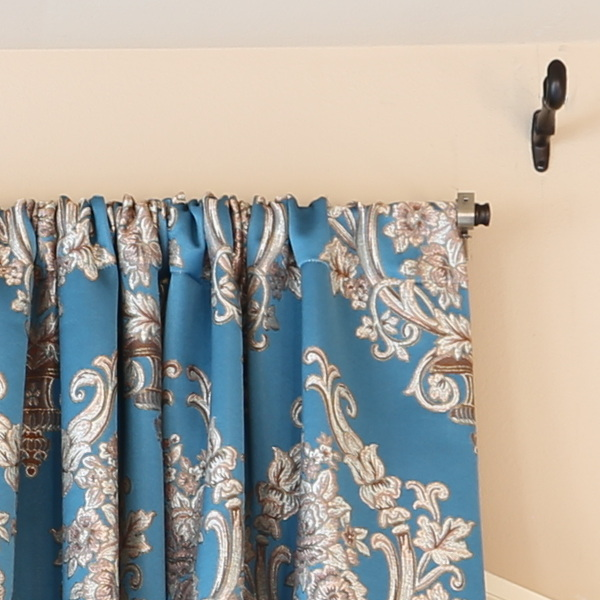 Instruction-swags and tails curtain set